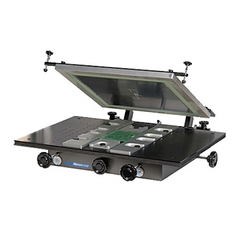 Manual Stencil Printer Reflow SMT for Manufacturing Industry