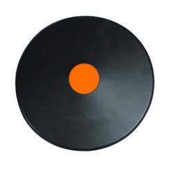 Center Coloured Rubber Discus