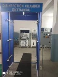Disinfection Tunnel / Chamber / Booth