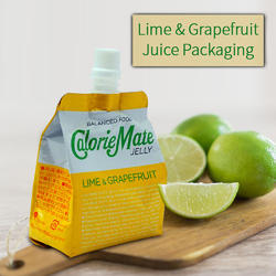 Lime And Grape Fruit Juice Packaging