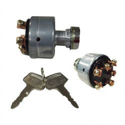 Ignition Key and Switch