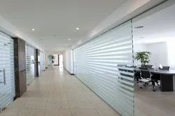 Lami Glass Partition