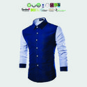 Eco Cotton Mens Party Wear Shirts