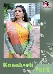 Kanakveli Silk Vol 2 Tanchui Art Silk Saree by Yadu Nandan Fashin