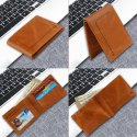 Men's Designer Hunter Genuine Leather Wallet for Men RFID Securred