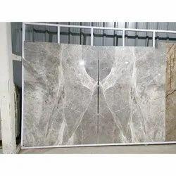 Lavender Grey Marble