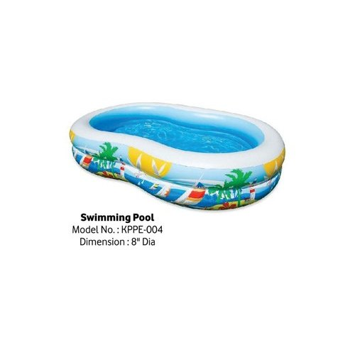 Kppe 004 Inflated Swimming Pool