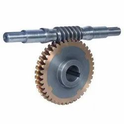 Industrial Worm Wheel Gear