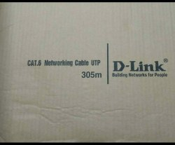 D Link Cat 6 Cable 305 Meter