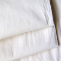 Plain Bleached Flannel Fabric