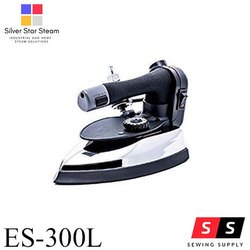 Silver Star ES-300L Gravity Feed Steam Iron 1300W