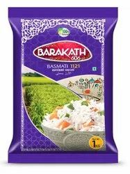 Basmati Packaging Pouches
