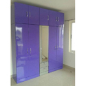 Steel 6 Shelves Modular Wardrobe