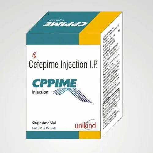 Cefepime Injection