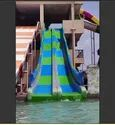 Frp Pool Multi Lane Slide