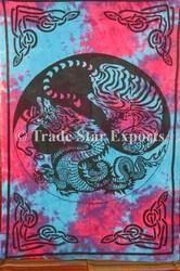 Yin Yang Wall Decor Tapestry