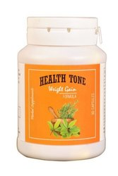 Health Tone Weight Gain Capsules for Personal
