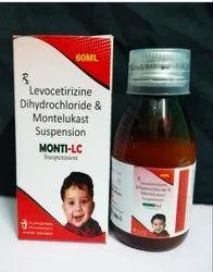Pharma Franchise  for Monti-LC Levocetirizine