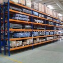 Six Shelves MS Heavy Duty Storage Rack