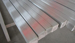 Dhand Mild Steel Square Bright Bar, For Construction, Single Piece Length: 3 meter