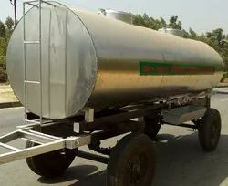 SS Steel Insulated Water Tank