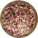 Apple Food Dehydrated Red Onion Chopped, Pack Size: 20 Kg, India