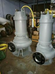Heavy Duty Submersible Slurry Pump
