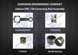 Sabroe SMC 100 Connecting Rod Assembly