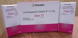 Levonorgestrel 1.5mg Tablets
