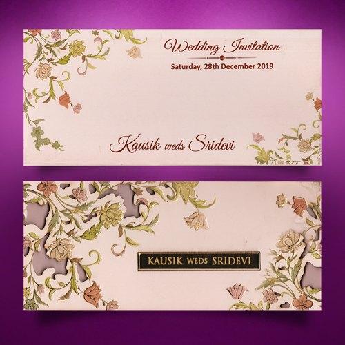 Luxury Designer Wedding Cards