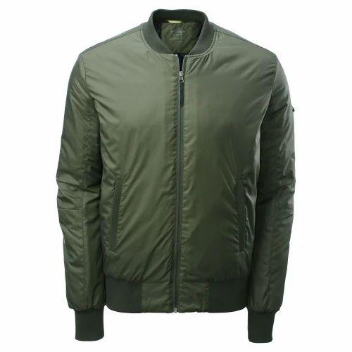 a5935d6f8 Mens Dark Green Jacket