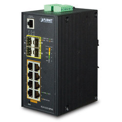 Industrial Managed POE Switch