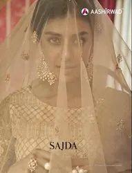 Aashirwad Creation Sajda Designer Salwar Kameez