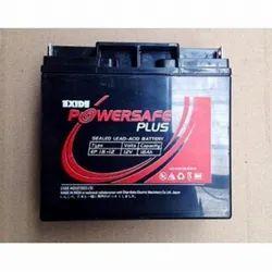 Exide Powersafe Plus 18Ah 12V SMF Battery