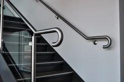 Panel Aluminum Stainless Steel Balustrades Railings