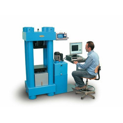 Electric Compression Testing Machine