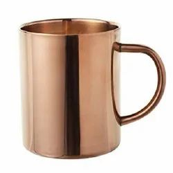 SS Copper Coffee Mug