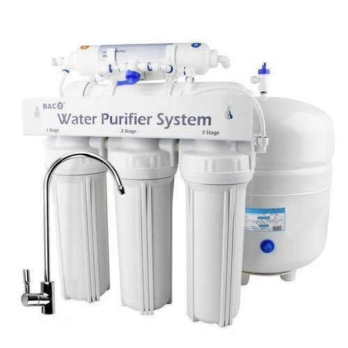 ABS Plastic 5-Stage RO Water Filtration System