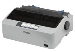 Inkjet Black & White Epson LX-310 Dot Matrix Printer