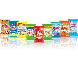 BOPP & PP Multi Color Detergent Bags
