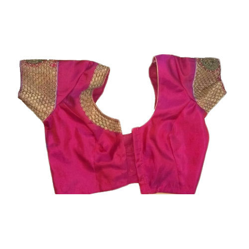 e7eb12d110b67e Pink And Golden Ladies Padded Blouse, Rs 2500 /piece, Sri Sai ...