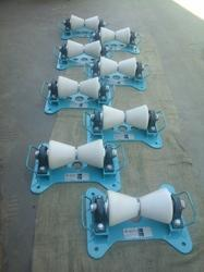 Pipe Roller Cone Type Nylon