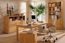 Mdf Wooden Executive Desk.