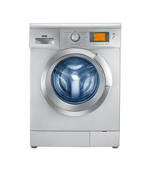 IFB 8 kg Fully Automatic Front Load Washing Machine, Senator Aqua SX, Silver