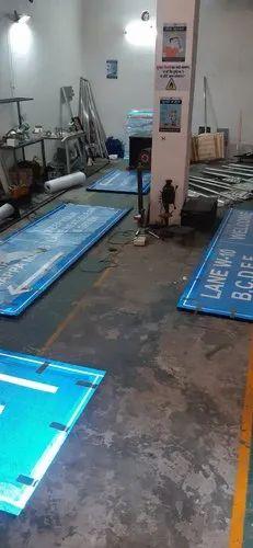 Retro Reflective Sign Boards