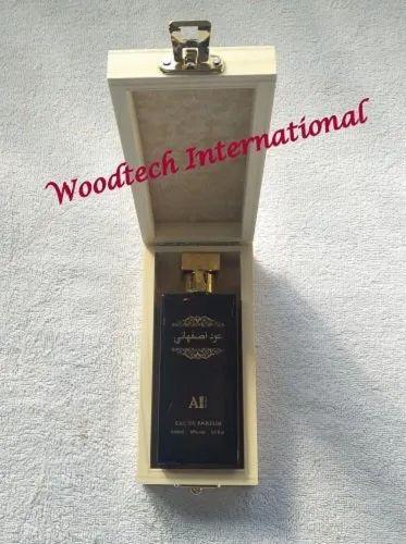Wooden Perfume Box