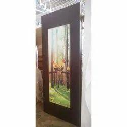 Wood Exterior Digital Printed Wooden Door