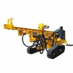 Hydraulic Wagon Drill Mining Crawler Drilling Rig