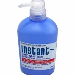 Instant Hand Sanitizer Disinfectant