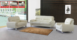 white designer sofa set